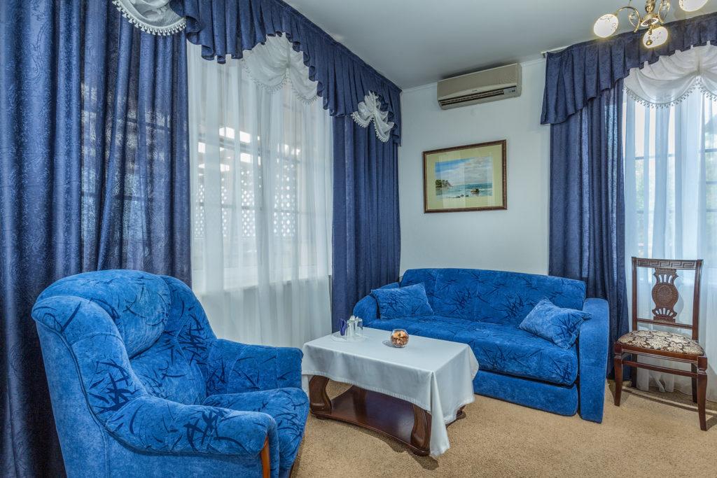 Гостиница Форт Утриш